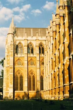 Beautiful Westminster Abbey