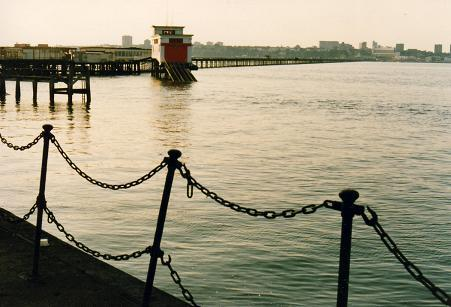 The Southend-on-Sea pier