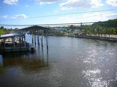 Everglades City, the Barron River