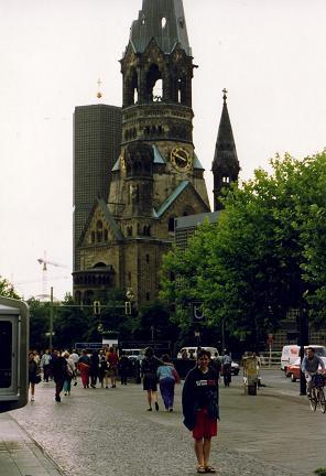 Gedachtniskirche church