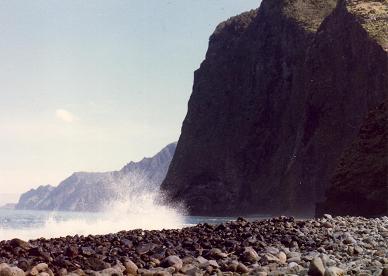 beach near Faial