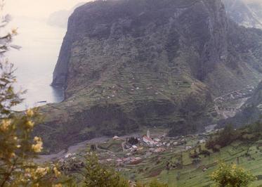 Village of Faial, Madeira