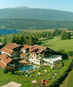 Alpen Adria Hotel près de Hermagor, Austria