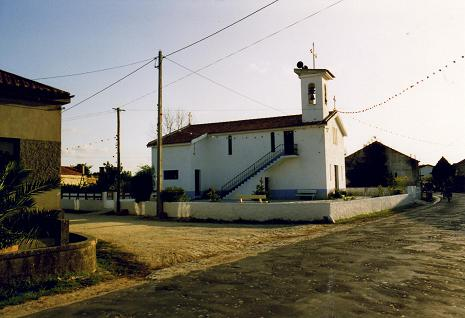 The little chapel of Serredade, Igreja da Santa Teresinha